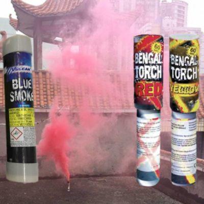 Flares & Smoke Devices